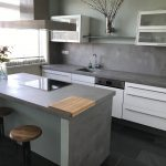 Beton ciré aanbrengen in keuken