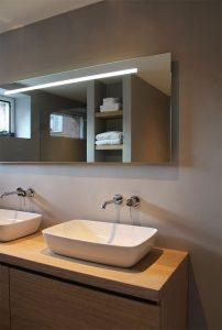 Beton ciré aanbrengen in badkamer